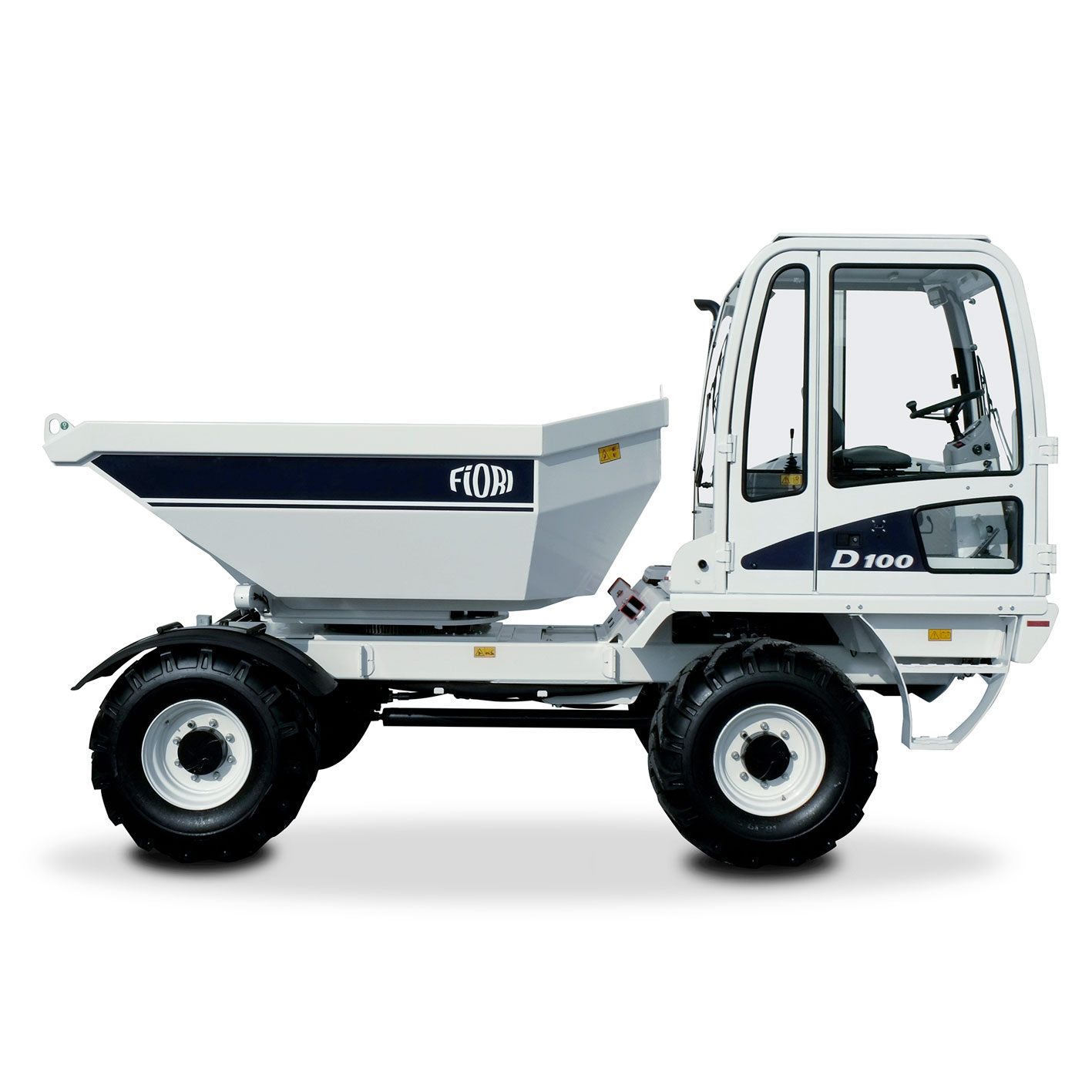 Dumper transporte de materiales 10 ton D100